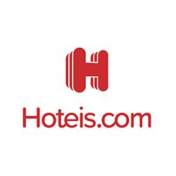 Logotipo Hoteis.com